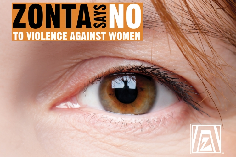 ZONTA says NO! © ZONTA International