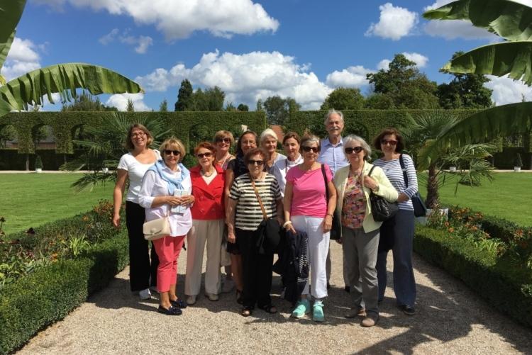 Clubausflug nach Schwetzingen 2018