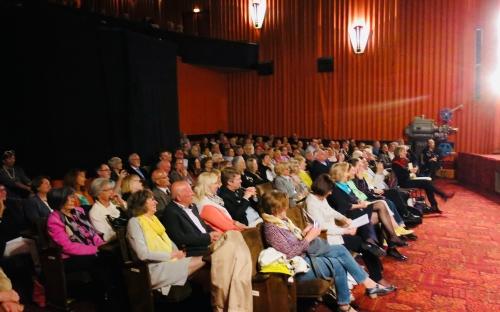 Voller Saal im Kino Butzbach (Foto A. Windus)