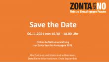 Save the date! Expertinnen-Talk zur Istanbul Konvention mit Maria von Welser