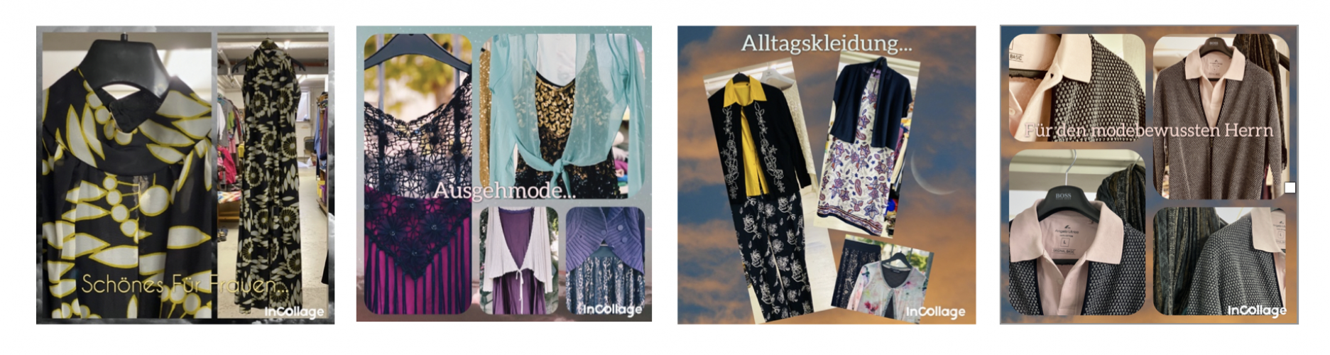 Second Hand Fashion: schick, günstig, nachhaltig